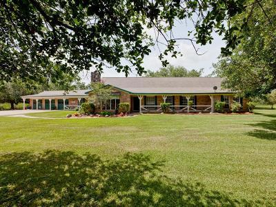 Brazoria County Single Family Home For Sale: 5320 Phillips Drive