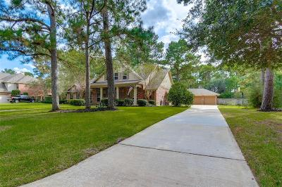 Cypress Single Family Home For Sale: 17407 W Lake Rose Court