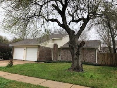 Houston Single Family Home For Sale: 6526 La Violetta Dr