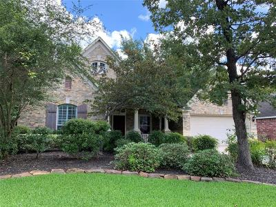 The Woodlands Single Family Home For Sale: 106 Cezanne Woods Drive