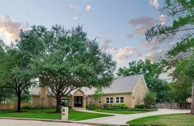Houston Single Family Home For Sale: 711 Plainwood Drive
