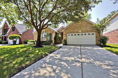 Kingwood Single Family Home For Sale: 20511 Water Point Trl