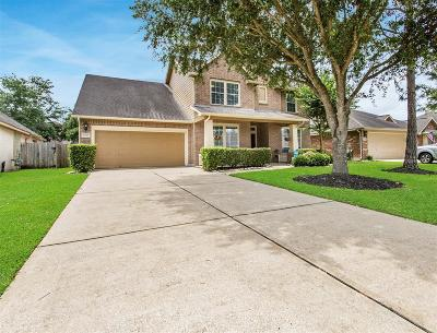 League City Single Family Home For Sale: 6155 Sheffield Lane