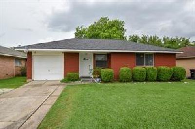 Houston Single Family Home For Sale: 10814 Corona Lane