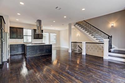 Heights Single Family Home For Sale: 608 W 28th Street #A