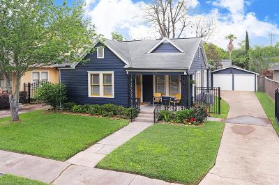 Houston Single Family Home For Sale: 823 W Cottage Street