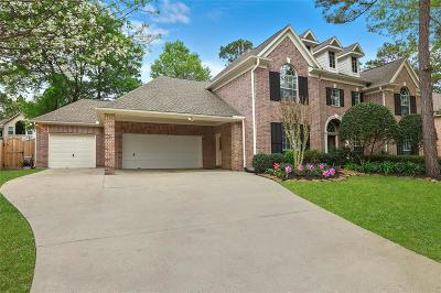 Kingwood Single Family Home Option Pending: 2822 Mountain Green Trail
