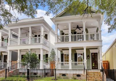 Houston Single Family Home For Sale: 404 Arlington Street