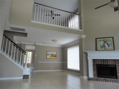 Sugar Land Single Family Home For Sale: 6927 Woodside Drive