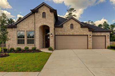Conroe Single Family Home For Sale: 339 Westlake Terrace Drive