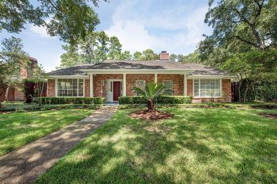 Briargrove Park Single Family Home For Sale: 10002 Holly Springs Drive