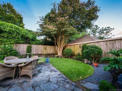 Houston Single Family Home For Sale: 816 Allston Street