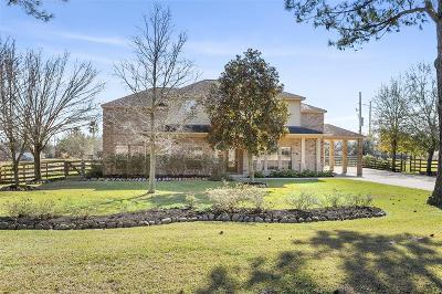 Waller Single Family Home For Sale: 32315 Grove Park Drive