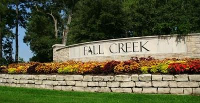 Fall Creek Single Family Home For Sale: 14510 Ella Gate Court