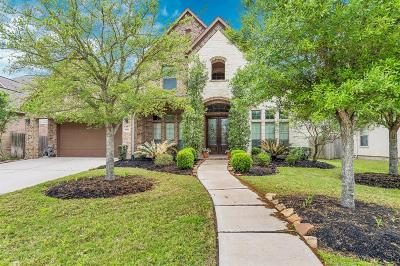 Katy Single Family Home For Sale: 4802 Bell Mountain Drive