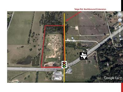 Tomball Residential Lots & Land For Sale: 16000 Fm 2920 Road