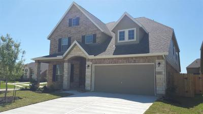 Katy Rental For Rent: 2722 Fairfield Bend Place