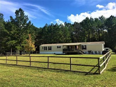 Walker County Single Family Home For Sale: 16 Creek Point