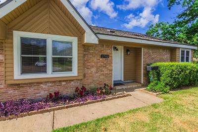 Houston Single Family Home For Sale: 2702 Morningview Drive