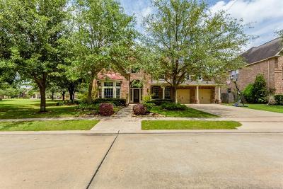 Sugar Land Single Family Home For Sale: 7015 Habersham Avenue