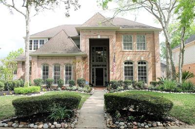 Sugar Land Single Family Home For Sale: 1514 Fall Wood Drive