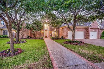 Katy Single Family Home For Sale: 22706 Two Rivers Lane