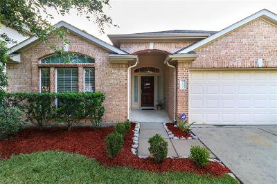 Katy Single Family Home For Sale: 2722 Orchard Creek Lane