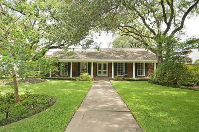 Tanglewood Single Family Home For Sale: 5742 Bayou Glen