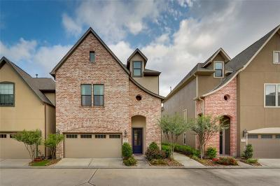Houston Single Family Home For Sale: 6718 Woodbend Park S