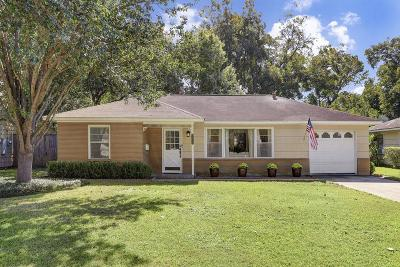 Houston Single Family Home For Sale: 9609 Maribelle Way