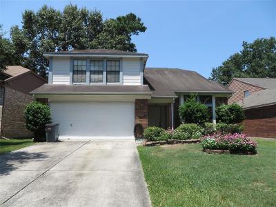 Kingwood Single Family Home For Sale: 5015 Otter Peak Drive