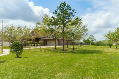 Friendswood Single Family Home For Sale: 3111 Autumn Harvest Drive