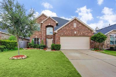 Rosenberg Single Family Home For Sale: 8111 Silent Deep Drive