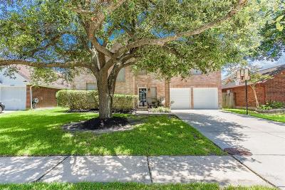 Friendswood Single Family Home For Sale: 16107 Affirmed Way