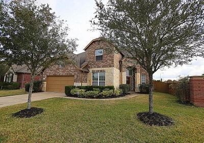 Richmond Single Family Home For Sale: 17427 Quiet Shores Drive