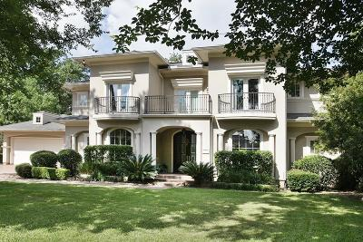 The Woodlands Single Family Home For Sale: 7 Hunnewell Way