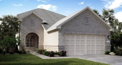 New Caney Single Family Home For Sale: 18813 Genova Bay Court