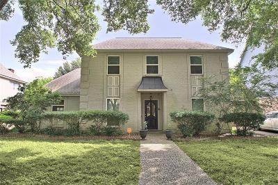 Katy Single Family Home For Sale: 1323 Shillington Drive