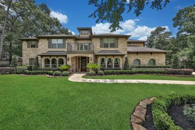Conroe Single Family Home For Sale: 13284 Glade Meadow Lane