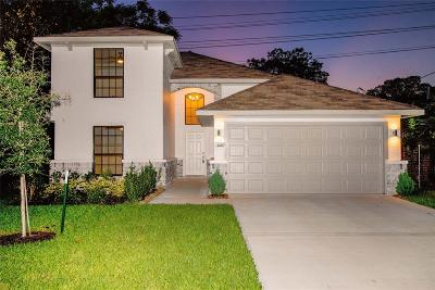 Houston Single Family Home For Sale: 4207 Elysian Street