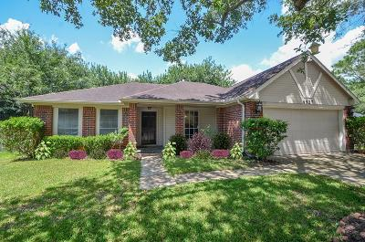 Pearland Single Family Home For Sale: 4927 Clover Lane