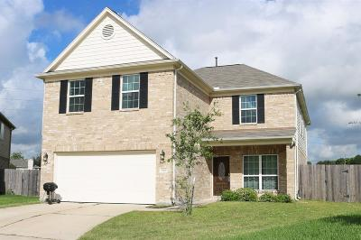 Cypress Single Family Home For Sale: 20126 Bayliss Manor Lane
