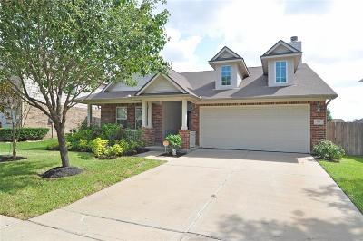Missouri City Single Family Home For Sale: 5914 Bonita Creek