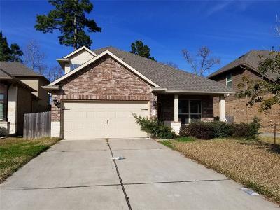Magnolia Single Family Home For Sale: 7470 Casita Drive