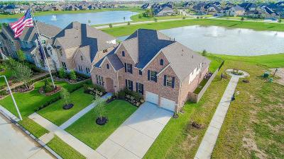 League City Single Family Home For Sale: 1605 Noble Way Court