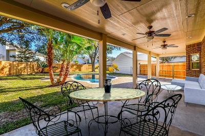 Richmond Single Family Home For Sale: 3310 Richmond Ferry Court