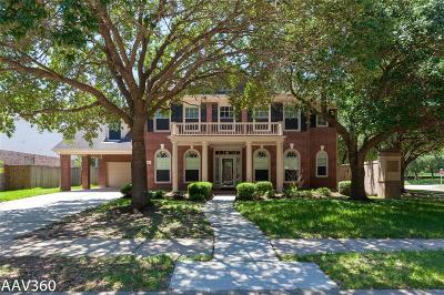 Houston Single Family Home For Sale: 5419 Sterling Brook Lane