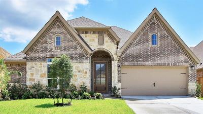 Kingwood Single Family Home For Sale: 3211 Dovetail Hollow Lane