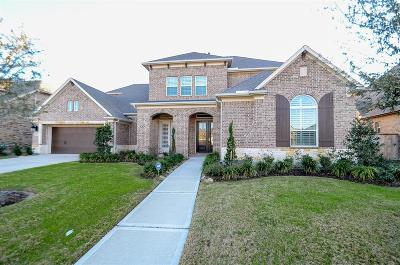 Katy Single Family Home For Sale: 27207 Oakland Cliff Court