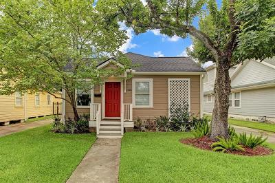 Houston Single Family Home For Sale: 1136 Dorothy Street
